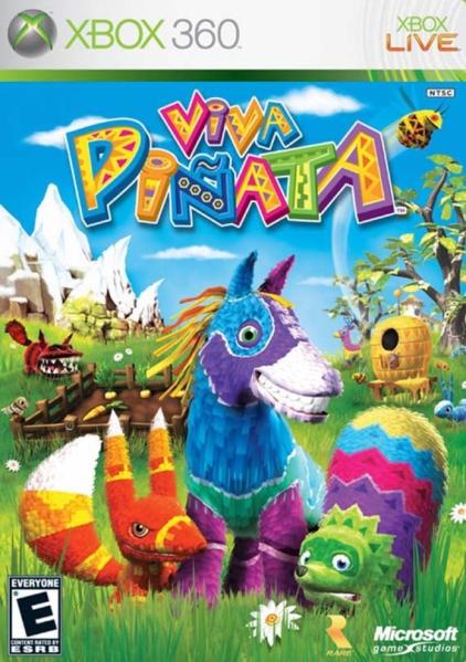 Viva Piňata CZ Xbox 360