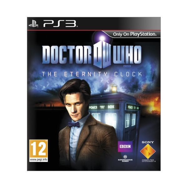 Doctor Who: The Eternity Clock PS3