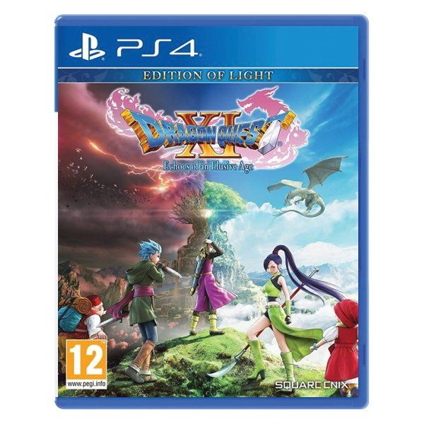 Dragon Quest 11: Echoes of an Elusive Age PS4