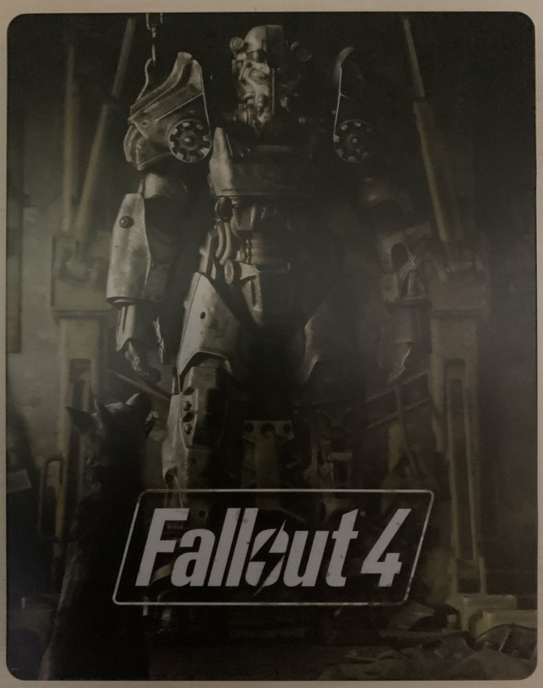 Fallout 4 Steelbook Edition PS4