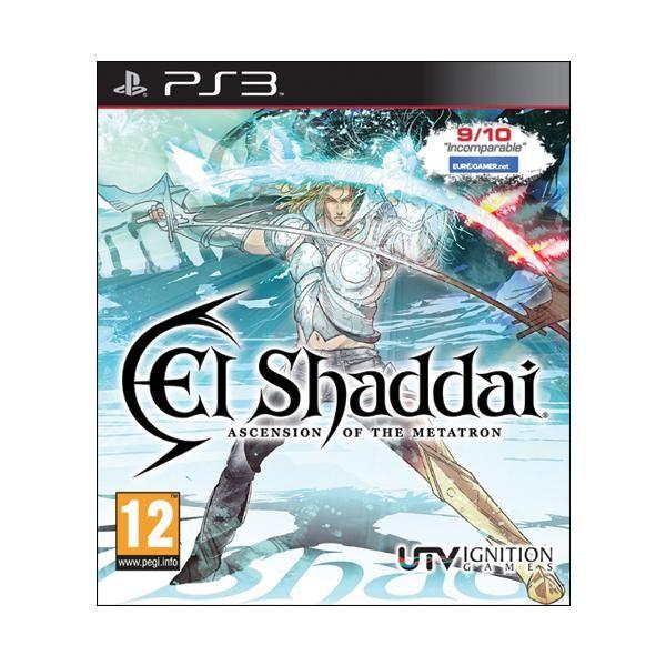 El Shaddai: Ascension of the Metatron PS3
