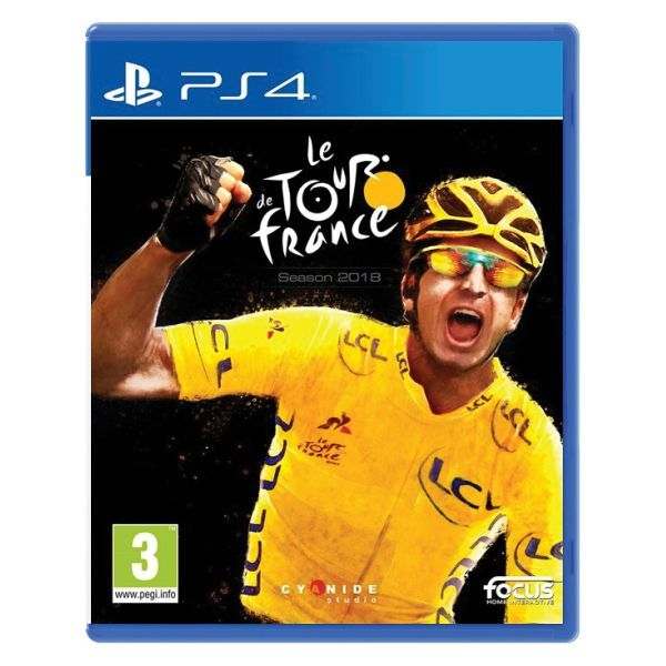 Le Tour de France Season 2018 PS4