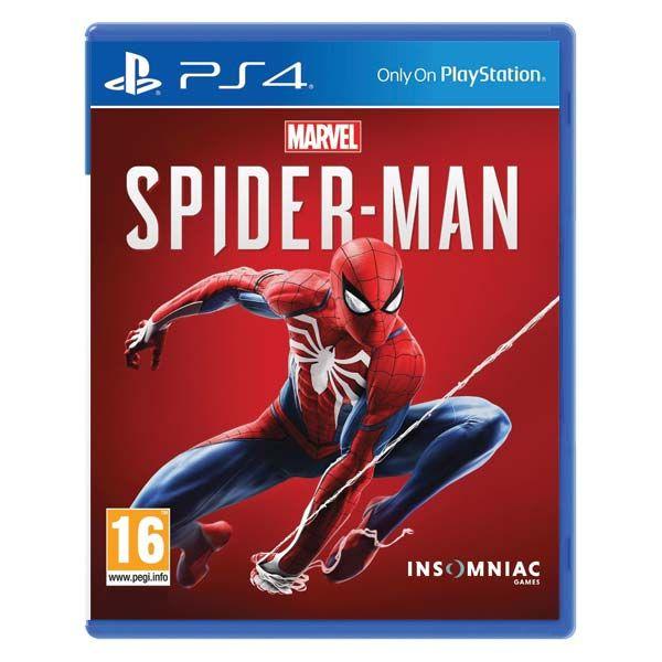 Spider-Man CZ PS4