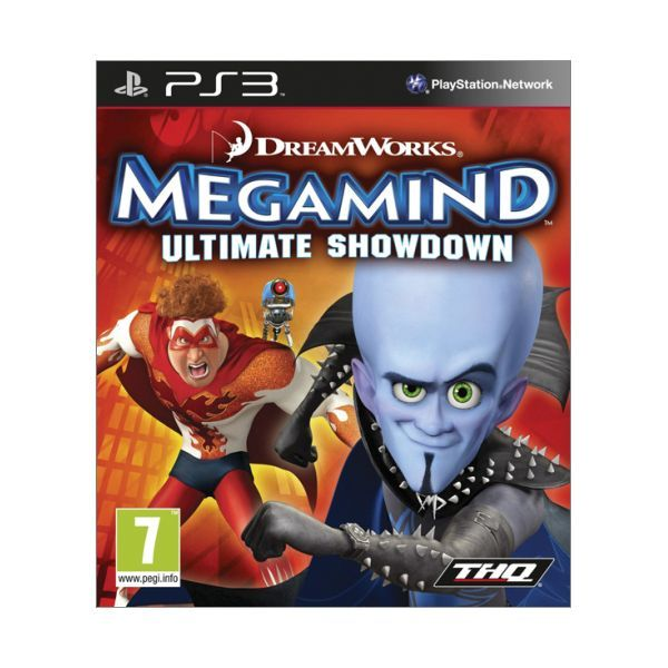 Megamind Ultimate Showdown PS3