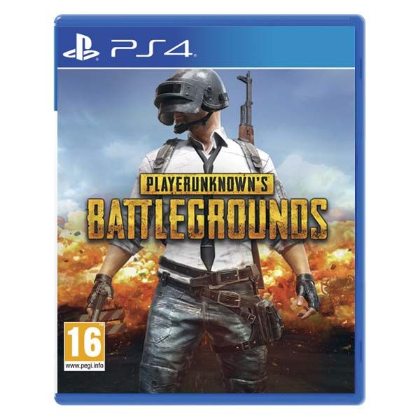 PlayerUnknowns Battlegrounds PS4