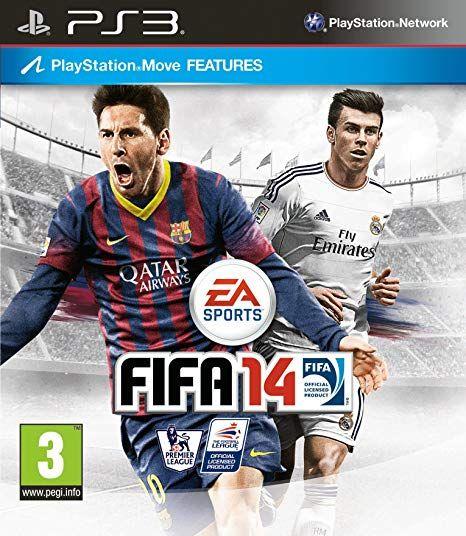 FIFA 14 CZ PS3