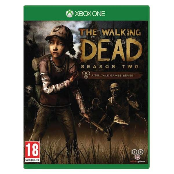 The Walking Dead Season Two A Telltale Games Series Xbox One