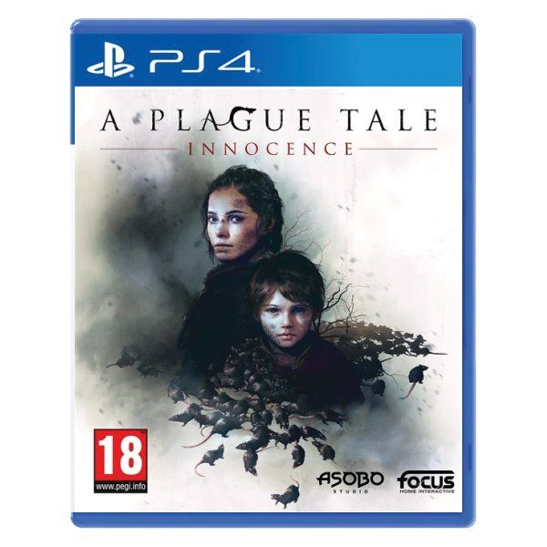 A Plague Tale Innocence CZ PS4