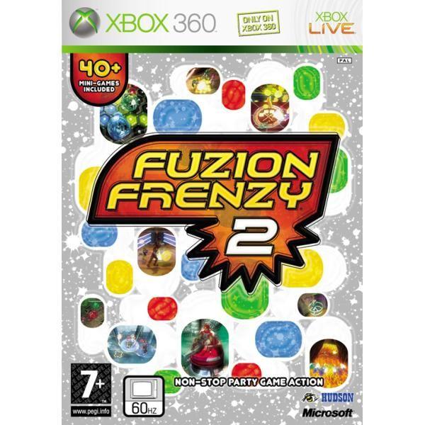 Fuzion Frenzy 2 Xbox 360