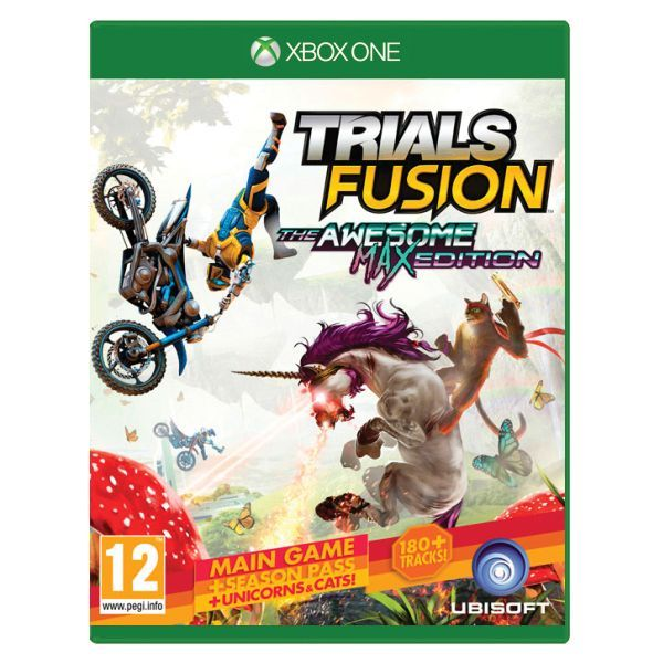 Trials Fusion The Awesome Max Edition Xbox One