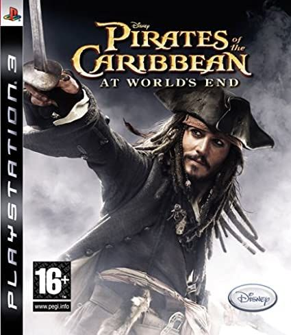 Pirates of the Caribbean At Worlds End / Piráti z Karibiku PS3