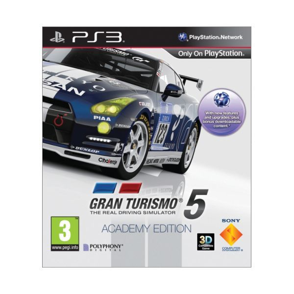 Gran Turismo 5 (Academy Edition) PS3