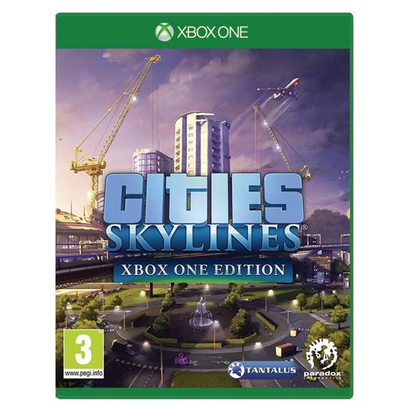 Cities Skylines Xbox One Edition Xbox One