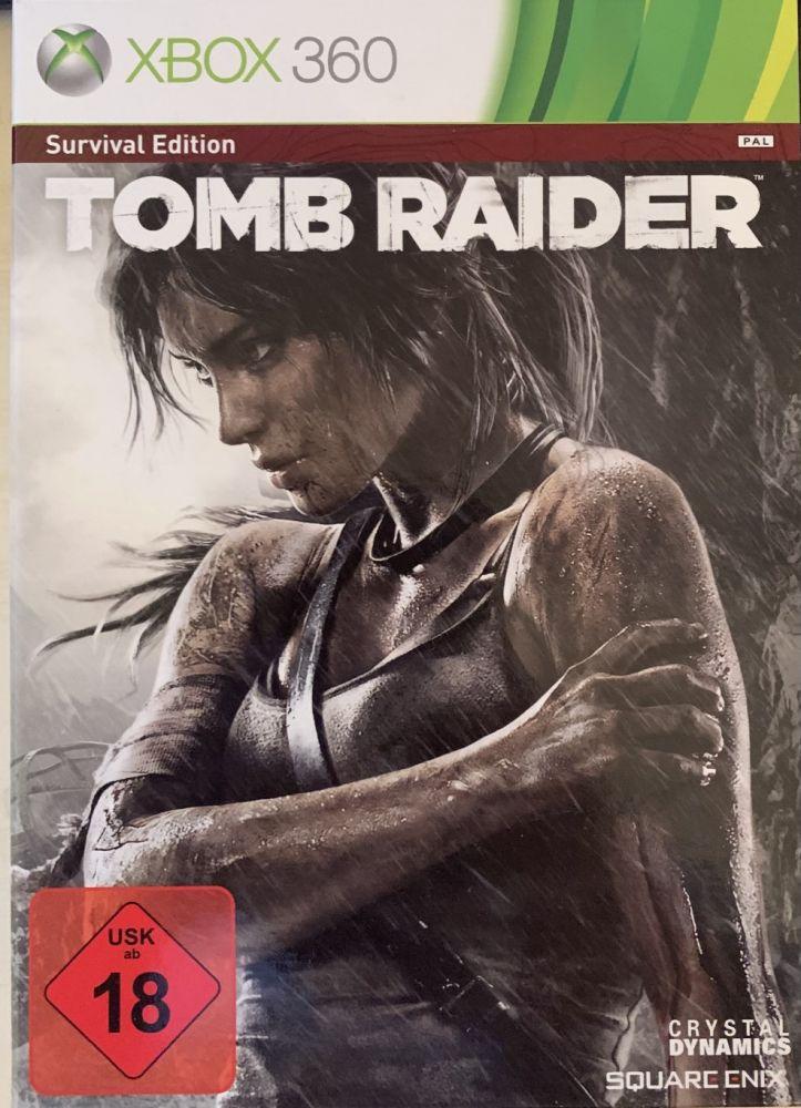 Tomb Raider Survival Edition Xbox 360