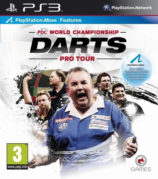 PDC World Championship Darts: Pro Tour PS3