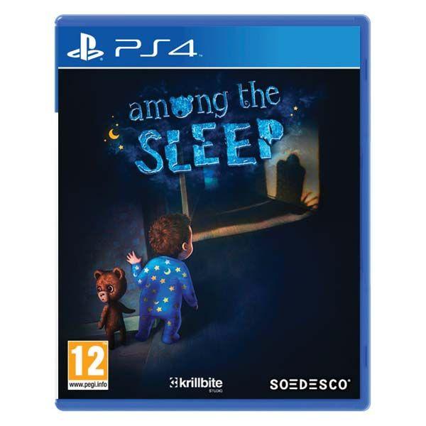 Among the Sleep PS4