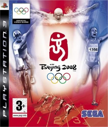 Olympiáda Peking / Beijing 2008 PS3