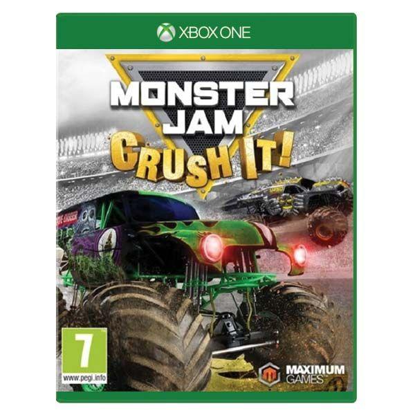 Monster Jam - Crush It! Xbox One