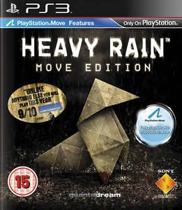 Heavy Rain Move Edition PS3
