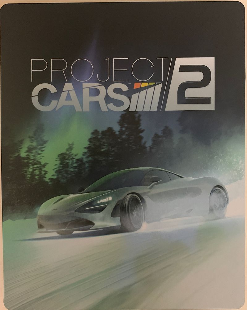 Project Cars 2 Steelbook Edition PS4