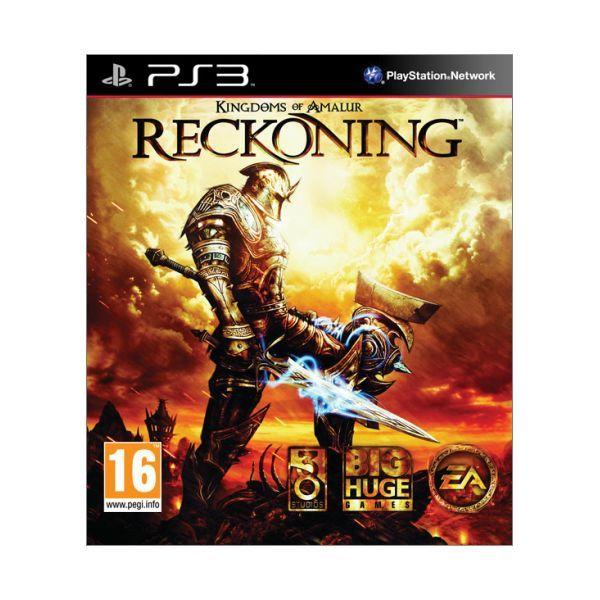 Kingdoms of Amalur: Reckoning PS3