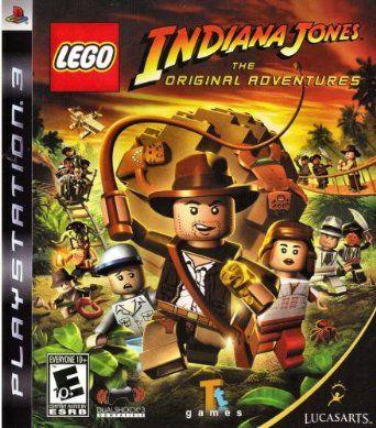 LEGO Indiana Jones The Original Adventures PS3
