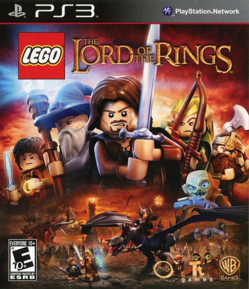 LEGO Lord of the Rings / Pán prstenů PS3