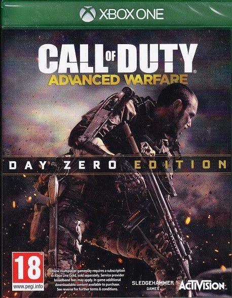 Call of Duty Advanced Warfare Day Zero Edition Xbox One