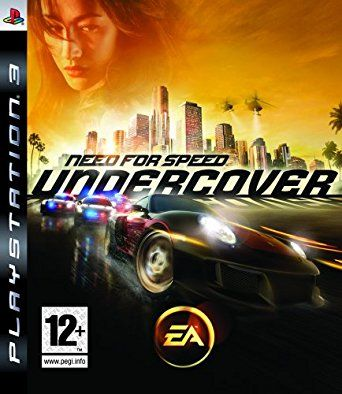 Need for Speed Undercover CZ PS3