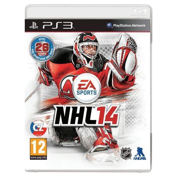 NHL 14 CZ PS3