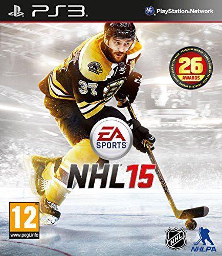 NHL 15 CZ PS3