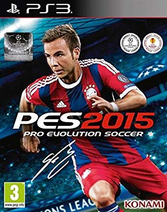 PES 2015 Pro Evolution Soccer PS3