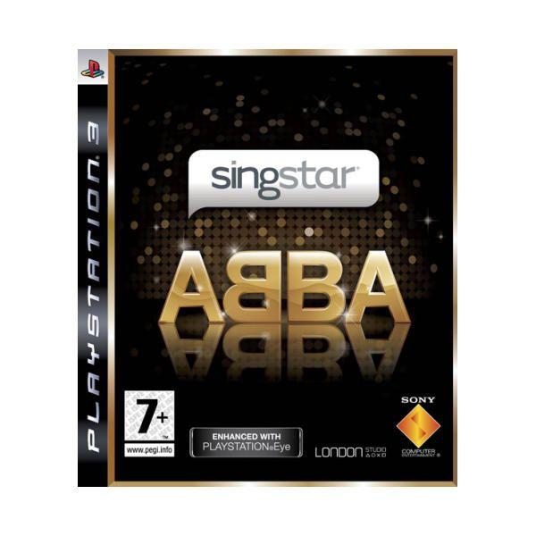 SingStar ABBA PS3
