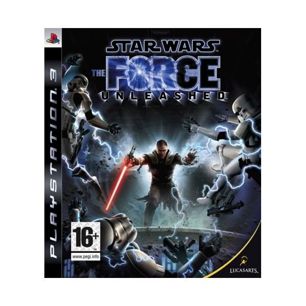 Star Wars The Force Unleashed PS3