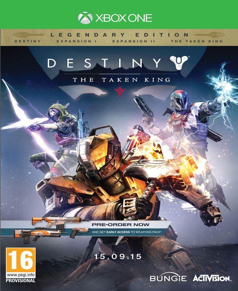 Destiny The Taken King (Legendary Edition) Xbox One