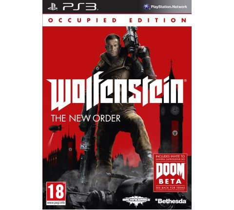 Wolfenstein The New Order /Occupied Edition/ PS3