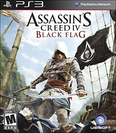 Assassins Creed 4 Black Flag PS3