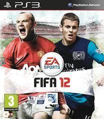 FIFA 12 CZ PS3
