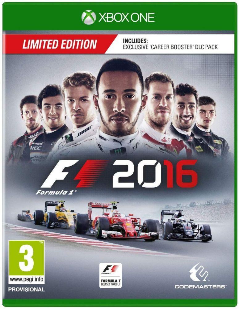 F1 2016 Formula Xbox One