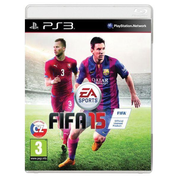 FIFA 15 CZ PS3