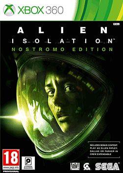 Alien Isolation (Nostromo Edition) Xbox 360