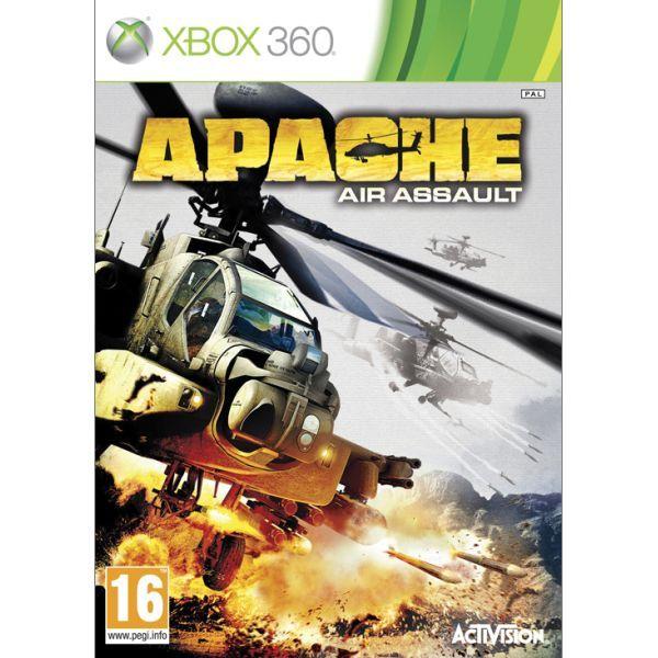 Apache Air Assault Xbox 360