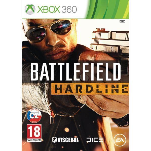 Battlefield: Hardline CZ Xbox 360