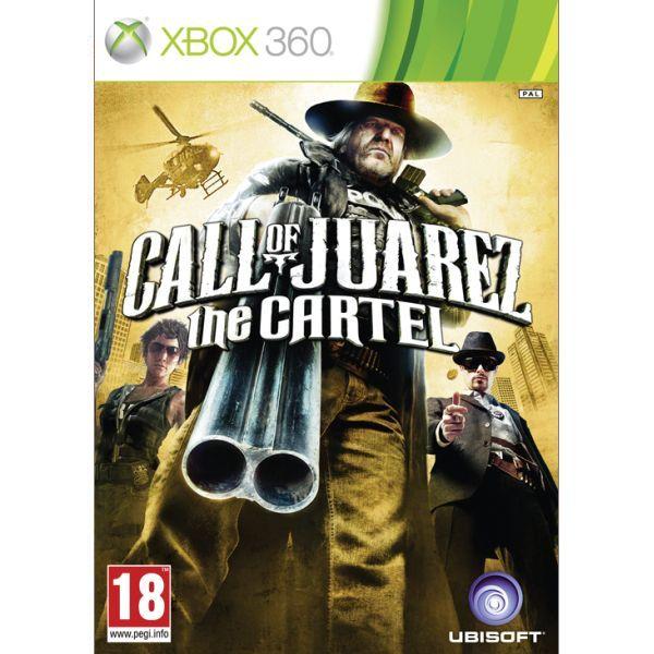 Call of Juarez The Cartel Xbox 360