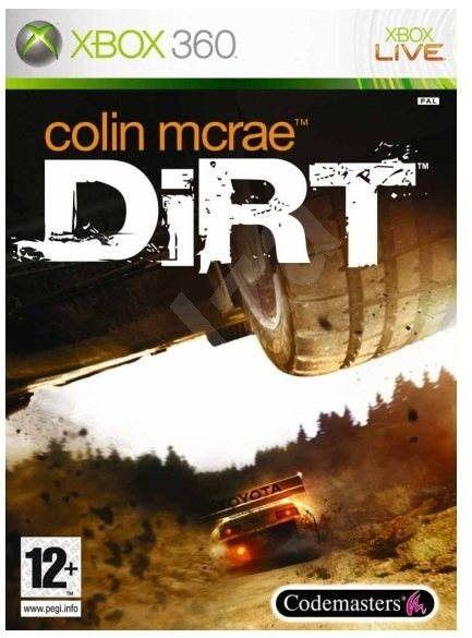 Colin McRae DiRT Xbox 360