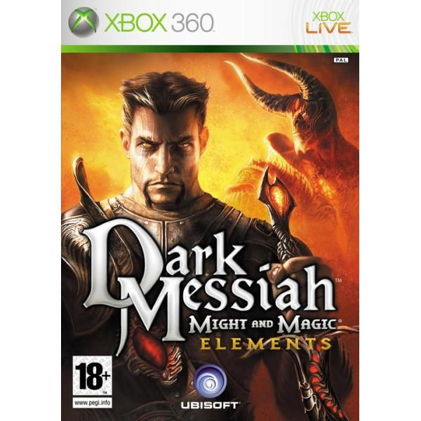 Dark Messiah of Might and Magic Elements Xbox 360