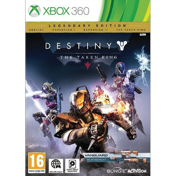 Destiny The Taken King (Legendary Edition) Xbox 360