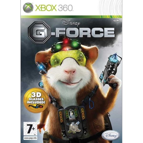 Disney G-Force Xbox 360