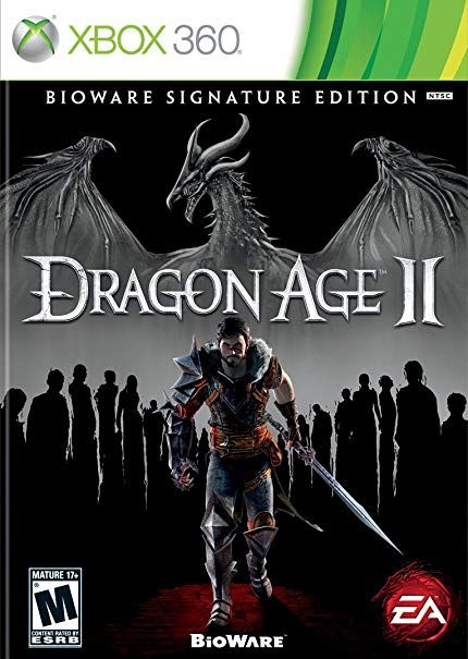 Dragon Age 2 Bioware Signature Edition Xbox 360