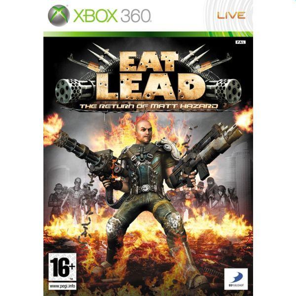 Eat Lead The Return of Matt Hazard Xbox 360
